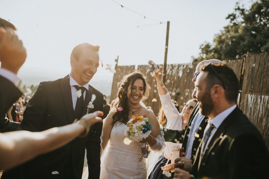 Casament al Mirador de Les Caves de Cal Blay · Fotografia casament divertit a Les Caves de Barcelona | Juanjo Vega, Fotògraf de casaments al Mirador de les Caves